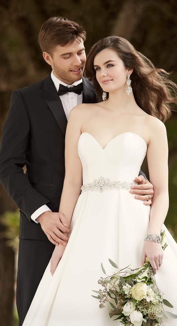 Vestidos de novias a la moda | Coleccion Elbeth Gillis
