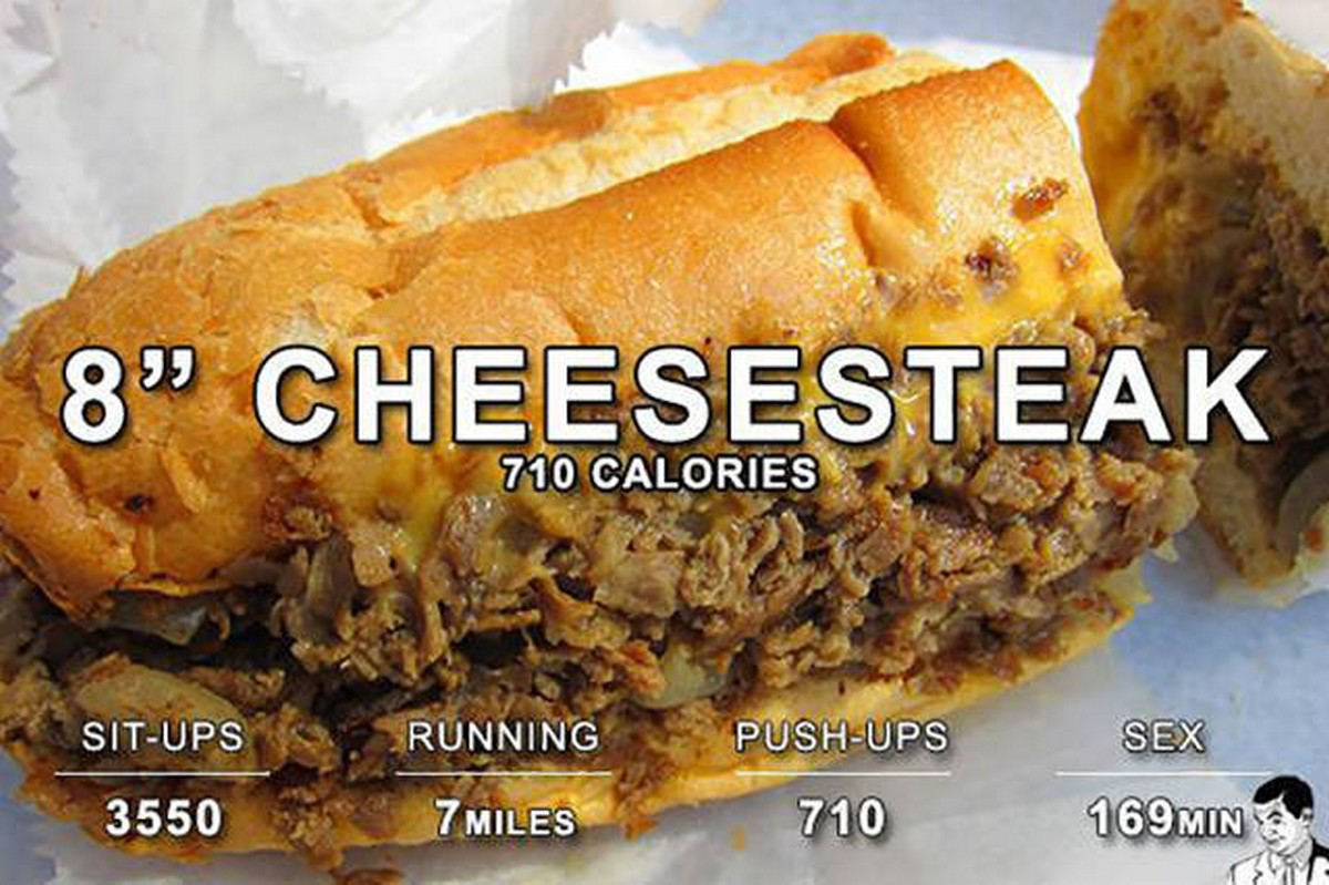 recipe: how many calories in a cheesesteak sub [18]