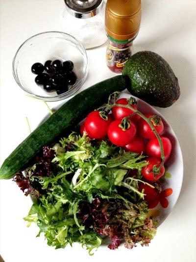 Học cách làm salad rau quả giảm cân cho mùa hè 1