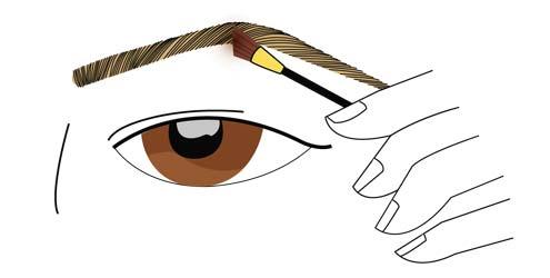 Tirar sobrancelhas passo 4