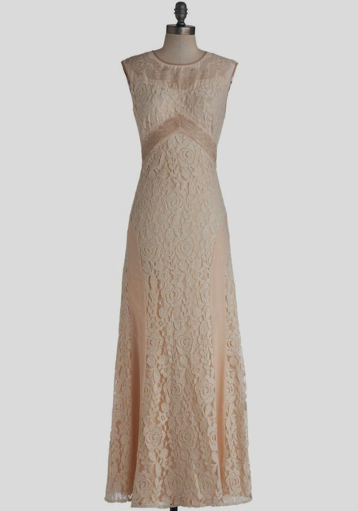 Candlelit Soiree Dress Modcloth - Affordable Pink Wedding Dresses
