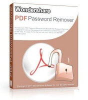 Wondershare PDF Password Remover v1.5.0 Full Activation