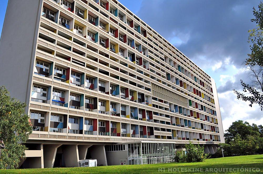 Arquitectura brutalista estructuras famosas Arquitectura brutalista