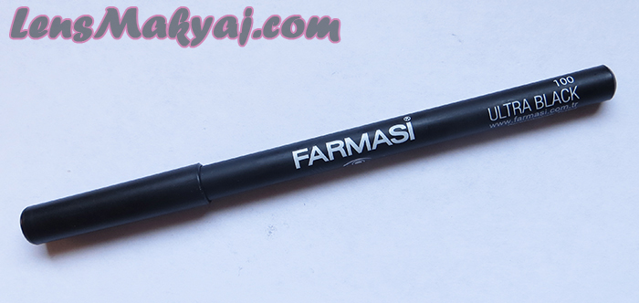 Farmasi Ultra Black Kalem
