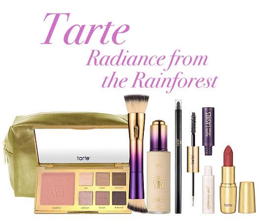 .Tarte Radiance from the Rainforest sminktermékek