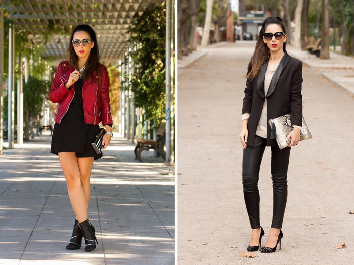 Resumen de los mejores looks del año 2014 blogger de moda de Valencia withorwithoutshoes