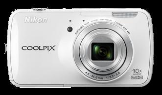 Nikon CoolPix S800c Digital Camera