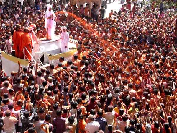 Holi Festival,Mathura Vrindavan