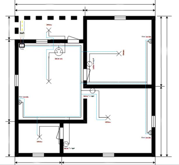 instalasi listrik rumah instalasi listrik rumah sederhana