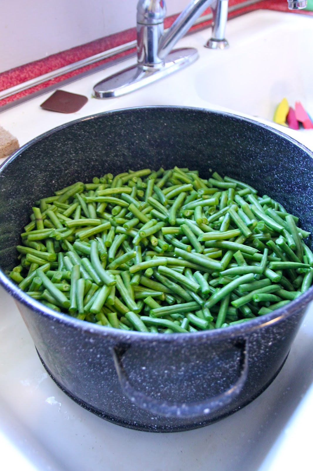 how to fix undercooked beans