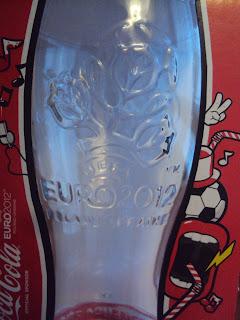 bicchiere coca cola uefa 2012 mc donald's