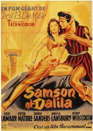Samson và Nàng Dalilah - Samson Vs Delilah (1949) Vietsub