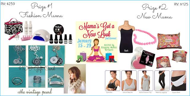 Mama+GP+2 1 $100 Beauty Mystery Box Giveaway   Open WW