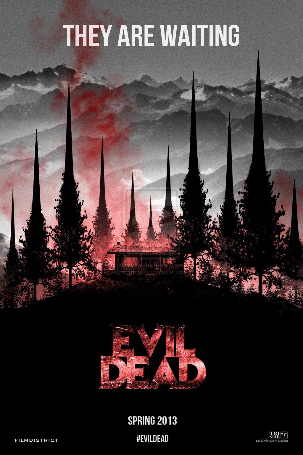 Posesion infernal (Evil Dead) (2013)
