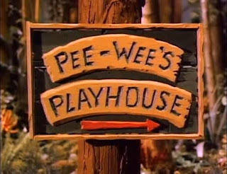 Pee-Wee's Playhouse Sign