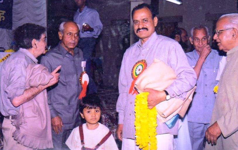 शंभुदयाल सक्सेना बालसाहित्य पुरस्कार- 2001