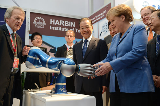 HANNOVER MESSE 2012 | ハノーバー・メッセ