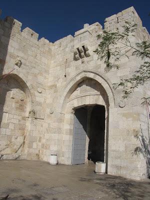 Israel, Jerusalén - Puerta de Jaffa