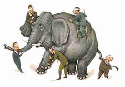 Resultado de imagem para Elefante fraco