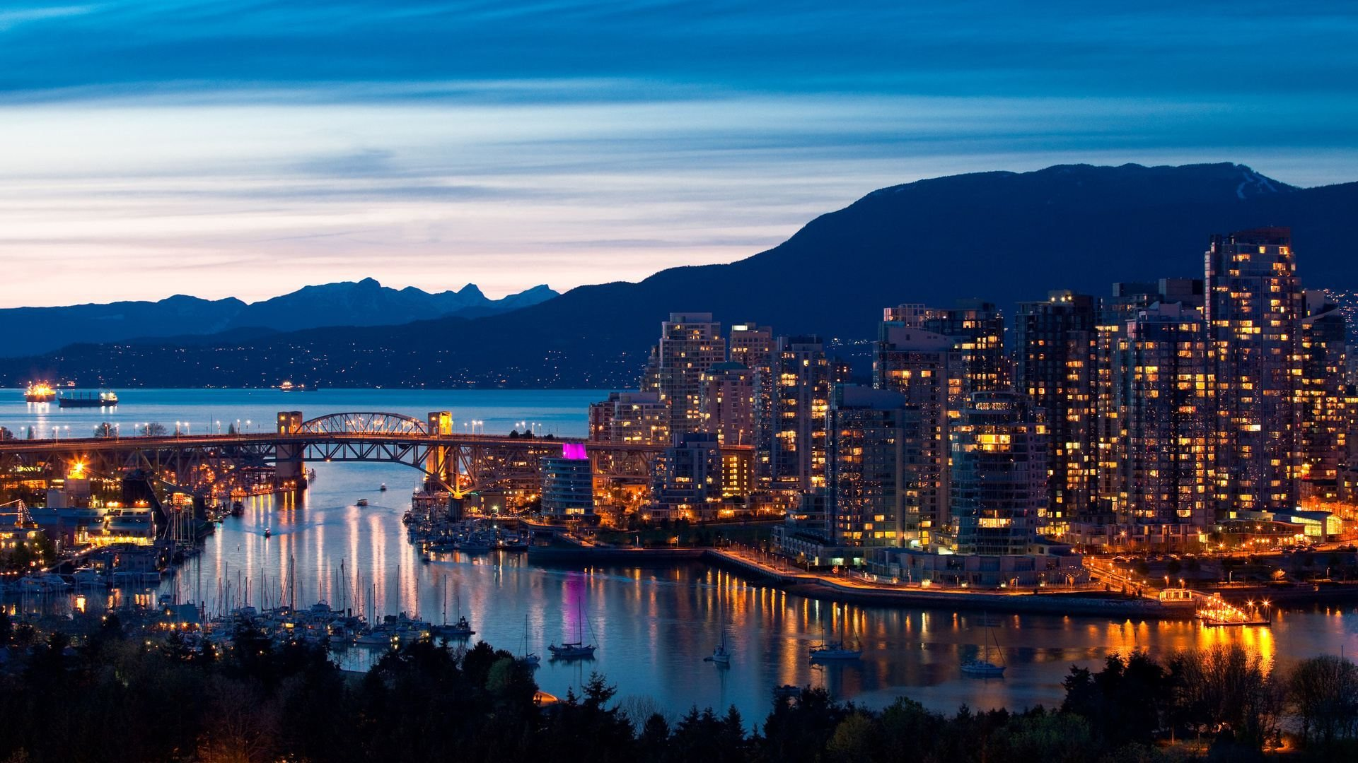 Wallpaper Vancouver Wallpaper Pictures Gallery