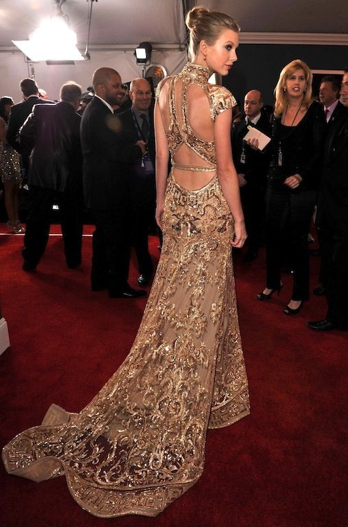Os Vestidos de Taylor Swift
