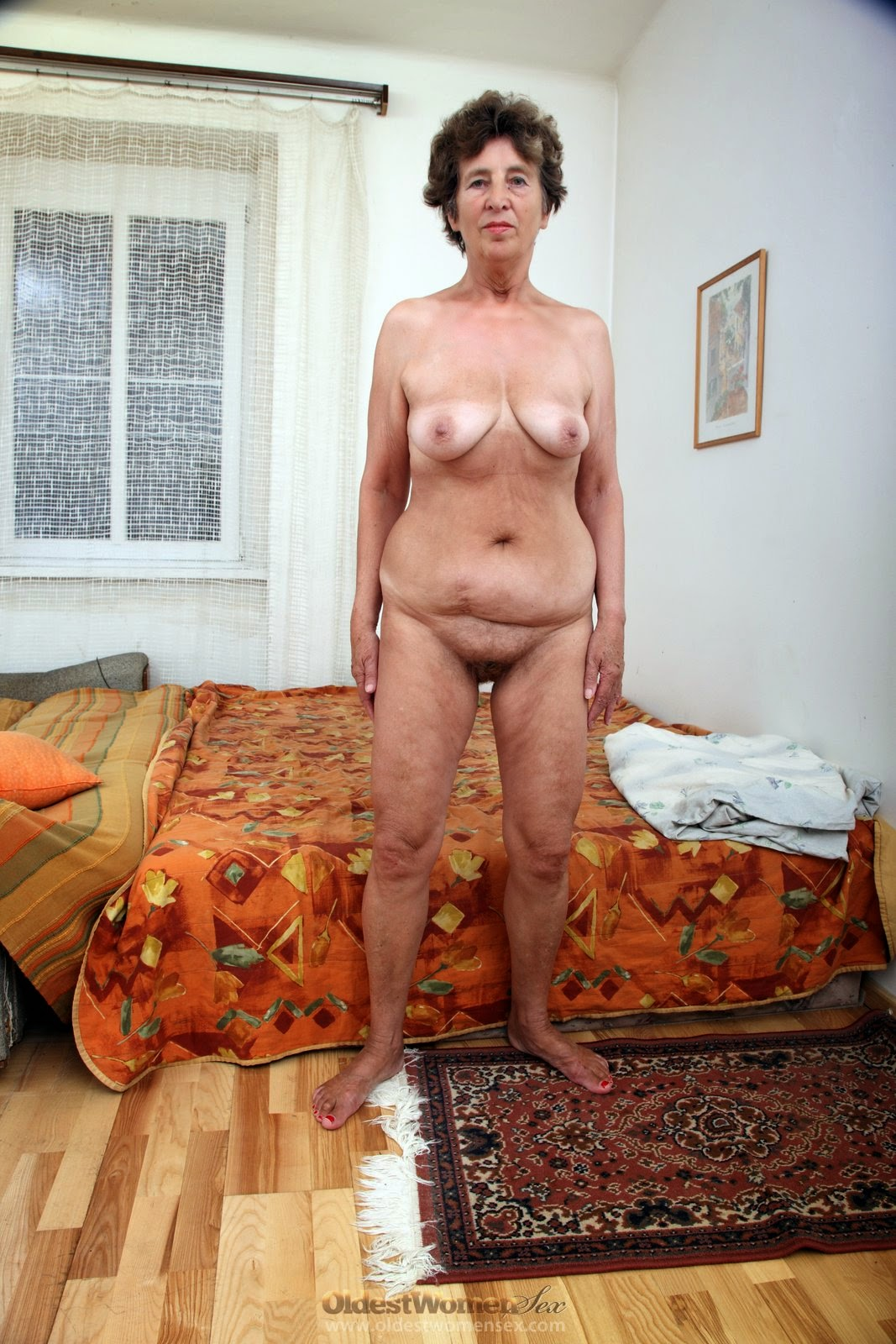 from Benton old woman sex nude