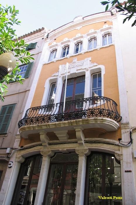 Modernisme ma cam des castell 31 - Casa menorca barcelona ...