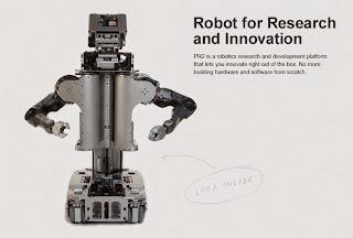 Onderzoekers Berkeley ontwikkelen robot die zichzelf taken aanleert