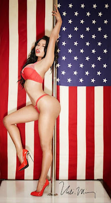 fotos de nicki minaj calendario bandera estados unidos usa