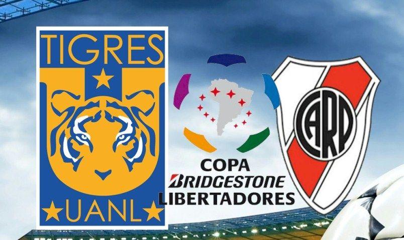 Copa Bridgestone Libertadores 2015, Final ida Tigres vs River Plate.