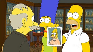 Los Simpsons- Temporada 24 - Audio Latino - Ver Online -  24x04