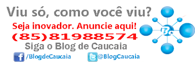 Anuncie No Blog de Caucaia