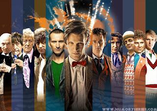 Doctor Who, todos los doctores