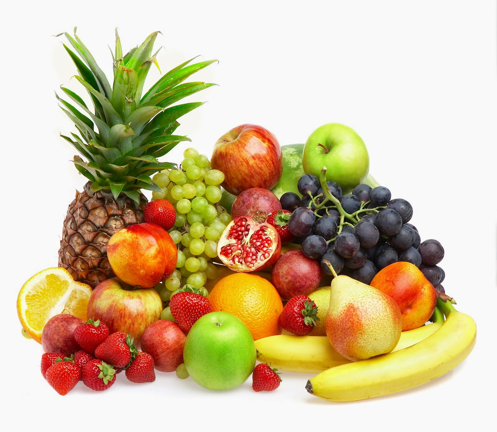 Mezclas de las frutas