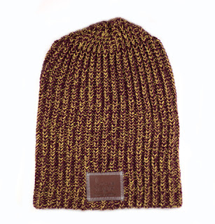 http://www.loveyourmelon.com/collections/all/products/burgundy-and-gold-speckled-beanie