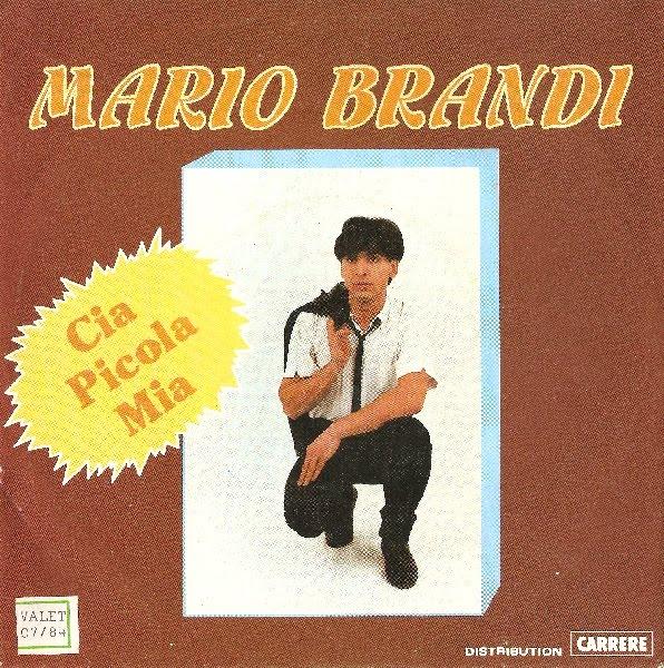Mario Brandi Ciao Piccola Mia