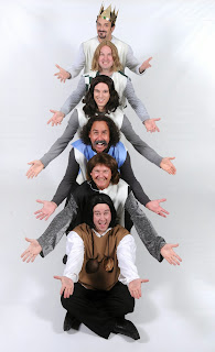 Runaway Stage Productions Presents Monty Python's SPAMALOT