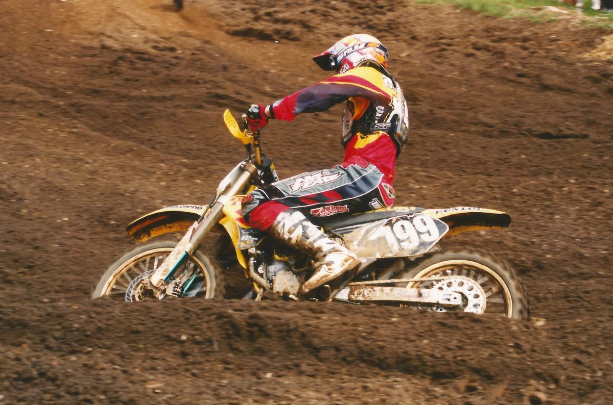 Travis Pastrana Budds Creek 2000