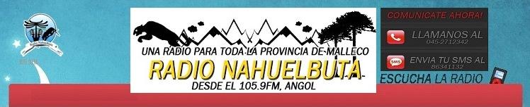 Radio Nahuelbuta 105.9 FM de Angol - web www.radionahuelbuta.cl