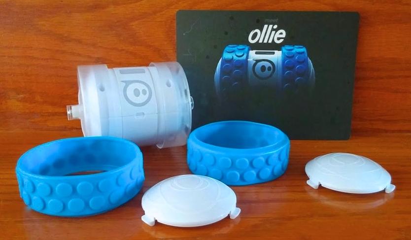 Meet Ollie by Sphero - assembly