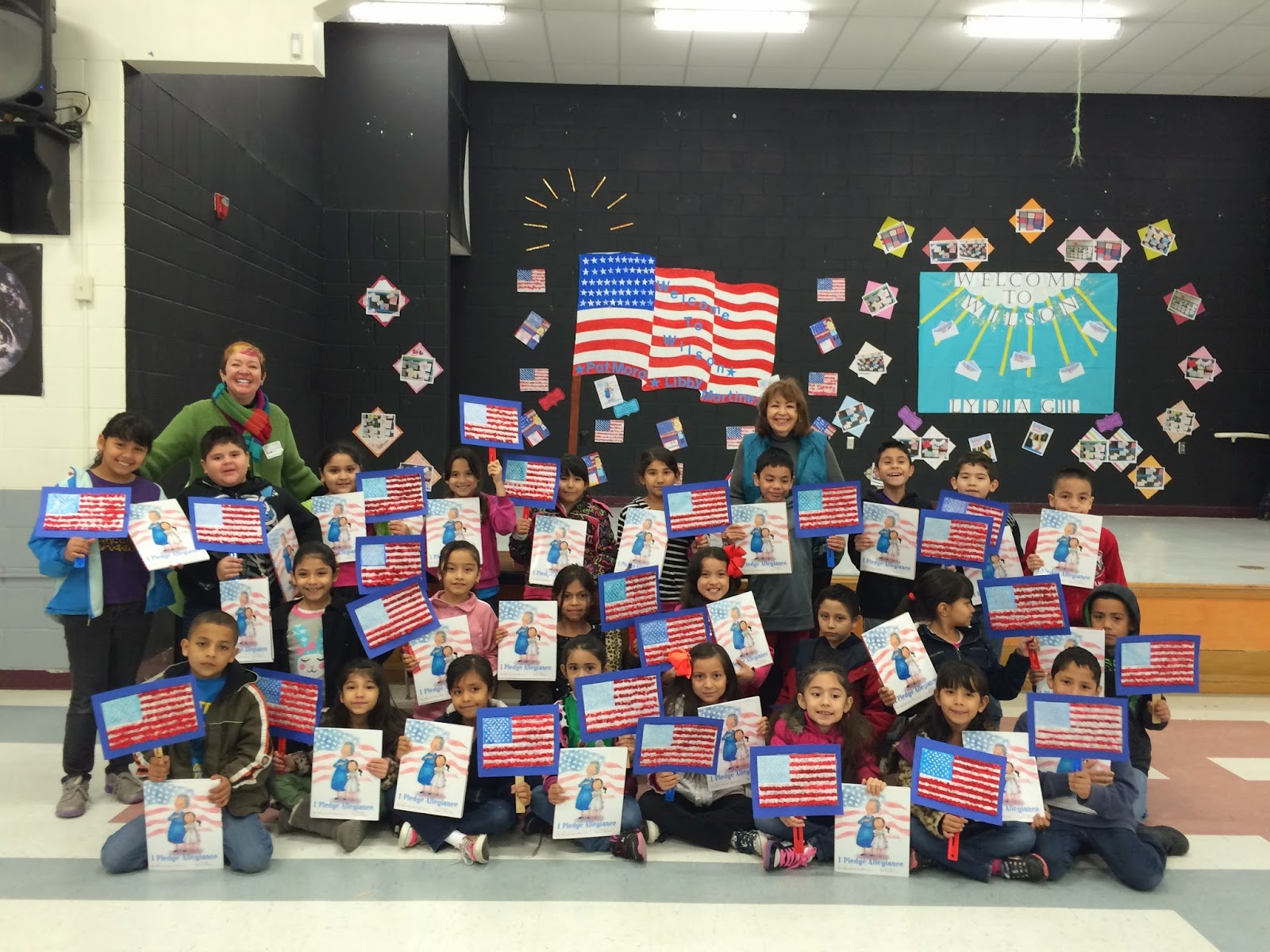 la bloga reading rock stars rio grande valley i treasure the memory of the pre k girls dressed as the statue of liberty and a judge in connection the book my daughter and i shared