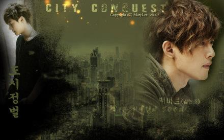 City Conquest Korean Drama Asian Stars: Ci...