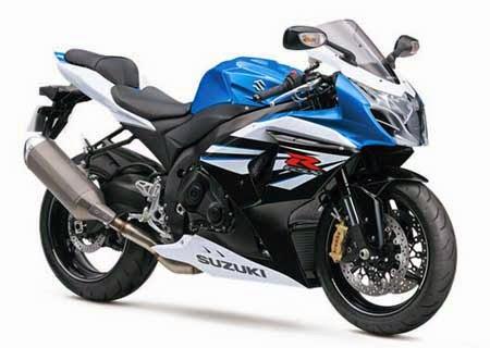 Gambar motor Suzuki GSX-R1000
