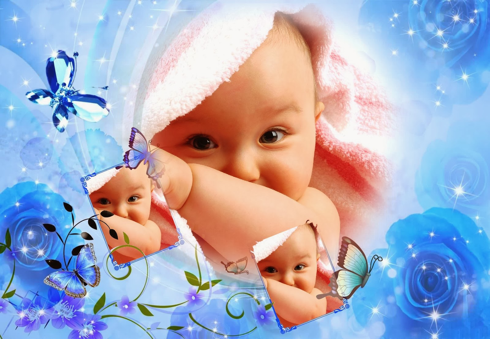 Babies pictures wallpapers