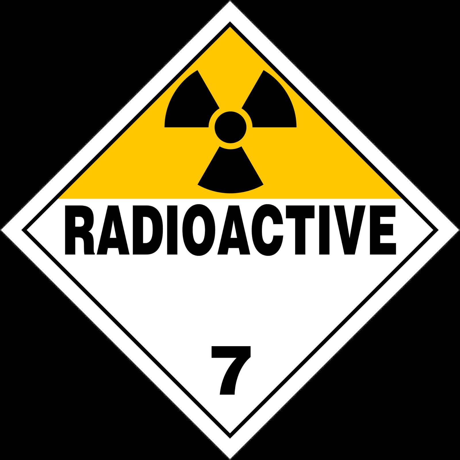 ADR Radiactivos Autoescuela Vandalia Peligros