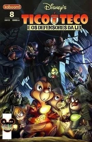 Tico e Teco e os Defensores da Lei Desenhos Torrent Download completo