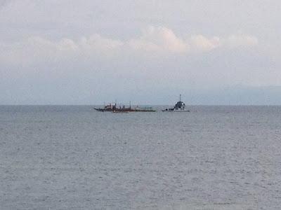 Robredo Plane crash site in Masbate