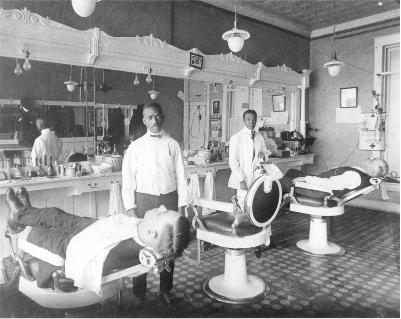 Angel de la cruz arquitectura interior y dise o barber as for International decor outlet georgia