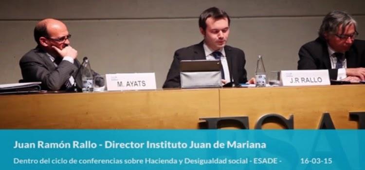 Juan Ramón Rallo conferencia
