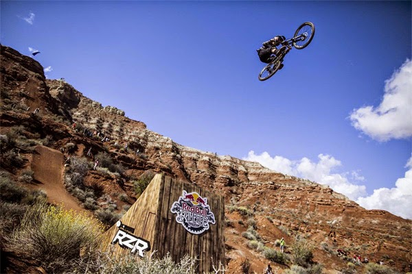 2014 Red Bull Rampage Qualifying Run 2 Highlights